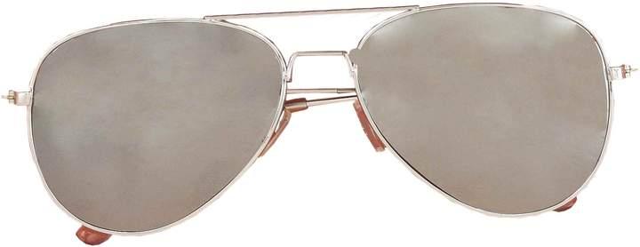 Forum Novelties Men's Adult Novelty Mirrored Police Glasses