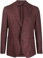 Tagliatore crosshatch tailored blazor