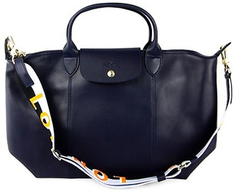 Longchamp Medium Le Pliage Top-Handle Bag