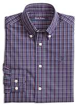 Brooks Brothers Boys' Non-Iron Check Sport Shirt - Big Kid