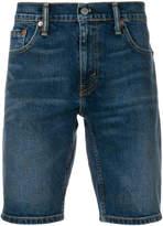 Levi's slim fit denim shorts