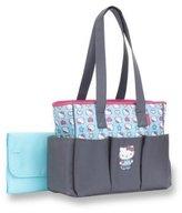 Baby Boom Hello Kitty 6-Pocket Tote Diaper Bag