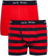 Jack Wills Chetwood Stripe Boxer Shorts Set