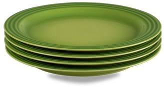 Le Creuset 4-Piece Stoneware Dinner Plate Set