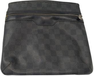 Louis Vuitton Thomas Grey Cloth Bags