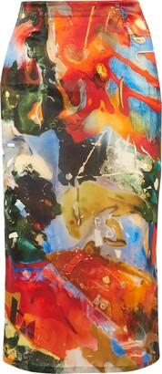 Thierry Mugler 3/4 length skirts