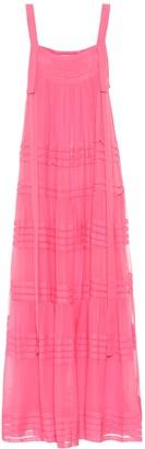 Lee Mathews Kitty silk dress