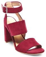 Women's Allie Block Heeled Sandals - Merona