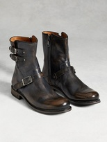 John Varvatos Engineer Moto Boot