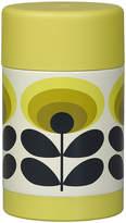 Orla Kiely Flask - 500ml - 70s Yellow Flower Oval