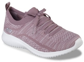 Skechers Ultra Flex Statements Sneaker - Women's