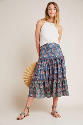 Sachin + Babi Kai Tiered Maxi Skirt