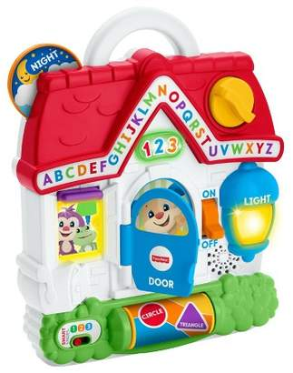 Fisher-Price Laugh & Learn Laugh and Learn Puppy's Busy Activity Home