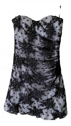 Dolce & Gabbana Black Lace Dresses