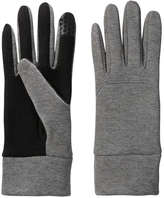Joe Fresh Women's Ponte Tech Gloves, Grey Mix (Size O/S)