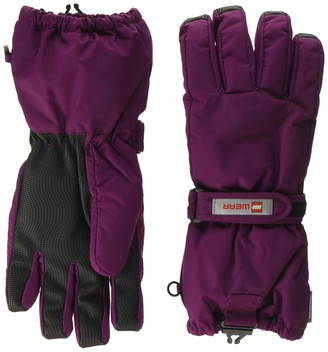 Lego Wear Girl's Tec Play Lwalfred 703-fingerhandschuhe Mit Membran Gloves