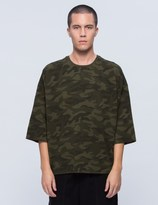 Stampd Camo Washed Oversized T-Shirt