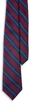 Lauren Ralph Lauren Plaid Wool-Silk Tie
