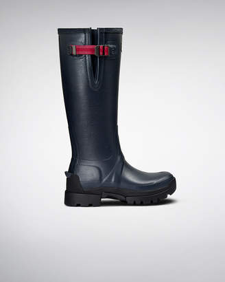 Hunter Women's Balmoral Side Adjustable 3mm Neoprene Wellington Boots