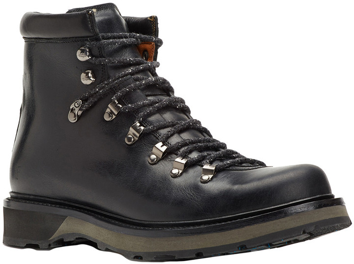 Frye Woodson Arctic Grip Waterproof Leather Boot