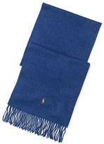 Ralph Lauren Virgin Wool Scarf