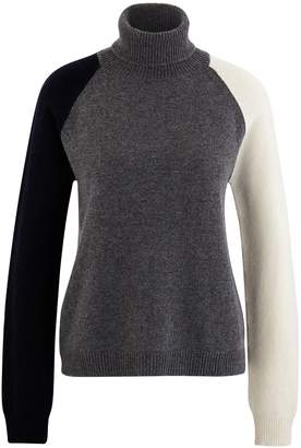 Majestic Filatures Jumper in wool and cashmere