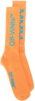 Off-White Off White Arrows print socks