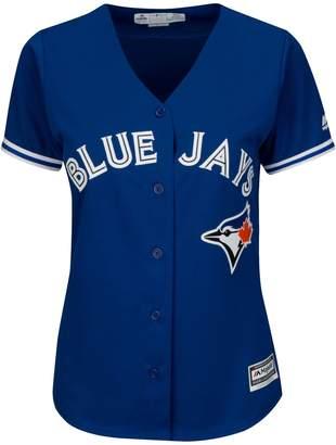 Majestic Freddy Galvis Toronto Blue Jays MLB Cool Base Replica Away Jersey