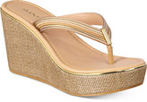 Aldo Women's Capricchia Platform Wedge Sandals