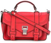 Proenza Schouler PS1+ Tiny shoulder bag - women - Leather - One Size