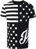 Philipp Plein printed short sleeve T-shirt - men - Cotton - XL