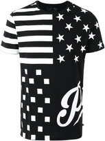 Philipp Plein printed short sleeve T-shirt