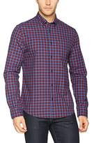 Ben Sherman Men's LS House Gingham Casual Shirt,M