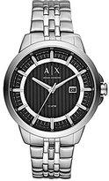 Armani Exchange Copeland Analog & Date Bracelet Watch