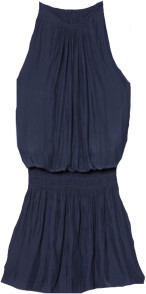 Ramy Brook Navy Paris Dress - XS - Blue