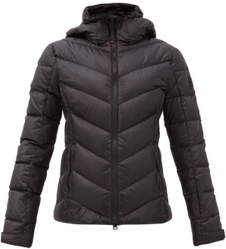 Bogner Fire & Ice Sassy Quilted Down Ski Jacket - Black