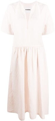 Jil Sander Marabel shift dress
