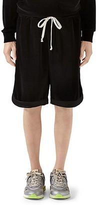 Gucci Oversized Drawstring Shorts