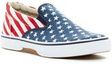 Sperry Halyard Stars N& Stripes Sneaker