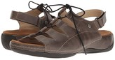 Wolky Kite (Slate Cartago) Women's Shoes