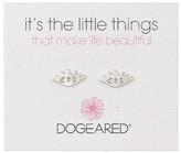 Dogeared Eyelashes Earrings