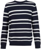 A.P.C. striped jumper - men - Cotton - L