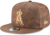New Era Los Angeles Angels of Anaheim Butter So Soft 9FIFTY Snapback Cap