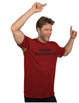 HANDS HIGH Men's Chicago Blackhawks Blowout T-Shirt
