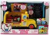 Hello Kitty School Bus Set