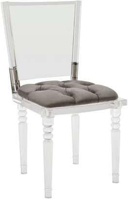 Safavieh Couture Ella Acrylic Dining Chair