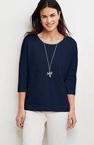 J. Jill Versatile Pullover