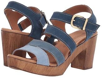 Eric Michael Jamie (Blue Combo) Women's Shoes