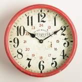 World Market Daphne Kitchen Clock