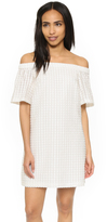 Club Monaco Nearta Off Shoulder Dress